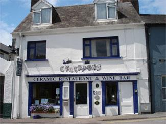 Crackpots - Restaurant Kinsale County Cork ireland