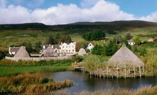 Dan Oharas Heritage & History Centre - Clifden County Galway Ireland