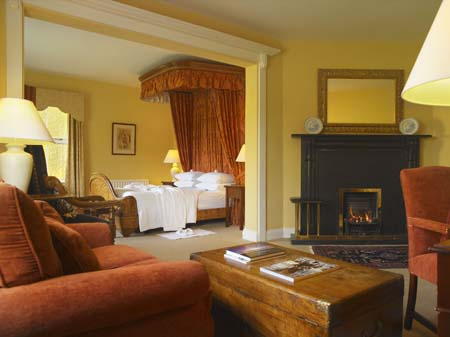 Dunraven Arms Hotel - Adare - Bedroom