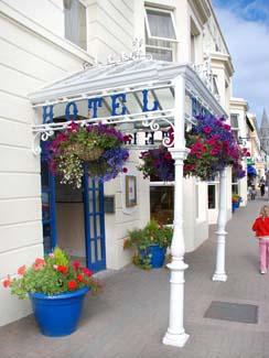 Foyles Hotel - Clifden County Galway Ireland