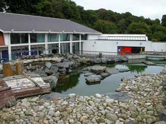 Exploris Aquarium & Seal Sanctuary - Portaferry County Down Northern Ireland
