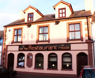 Lime Tree Restaurant - Limavady County Londonderry Northern Ireland