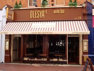 Olesyas Wine Bar