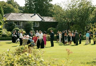 Rathsallagh House - Wedding Party