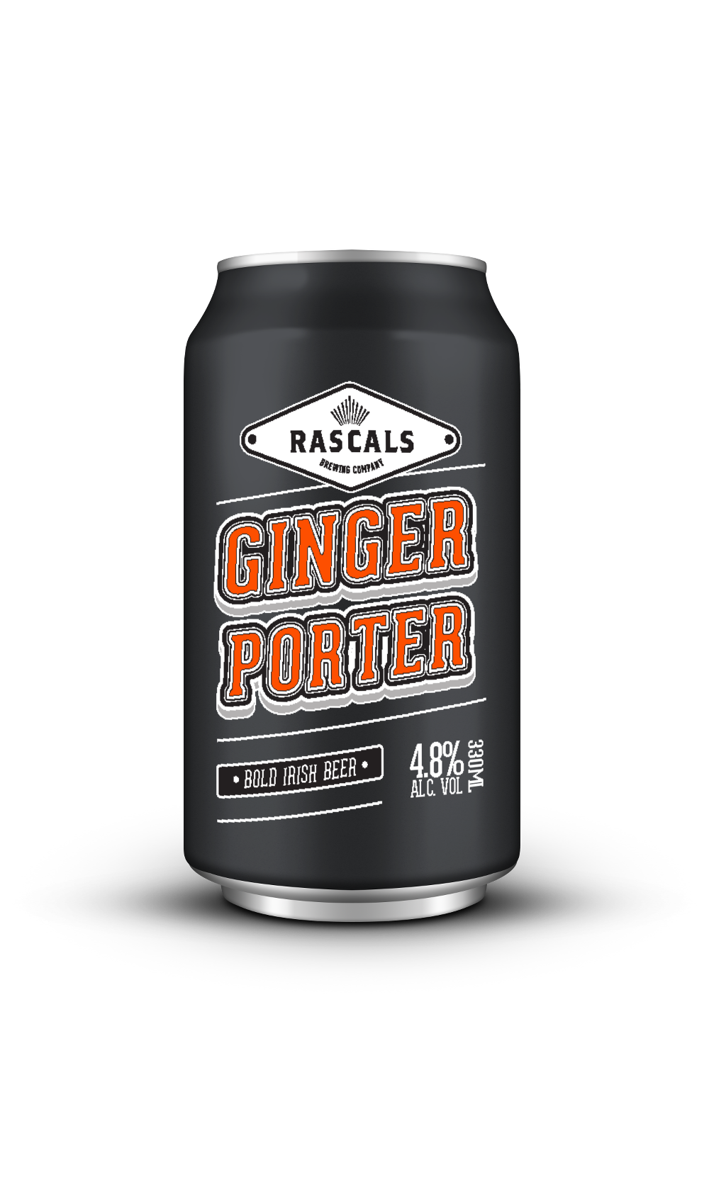 Rascal's Brewing Company Ginger Porter