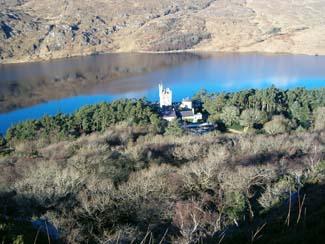 Glenveagh National Park - Churchill Letterkenny County Donegal Ireland