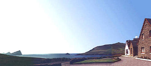 Gormans Clifftop House & Restaurant - Dingle