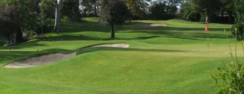 Grange Golf Club - Rathfarnham Dublin 16 Ireland