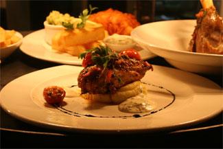 Harrys Bar & Restaurant - Bridgend County Donegal ireland