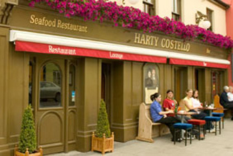 Harty Costello Townhouse and Restaurant - Ballybunion County Kerry