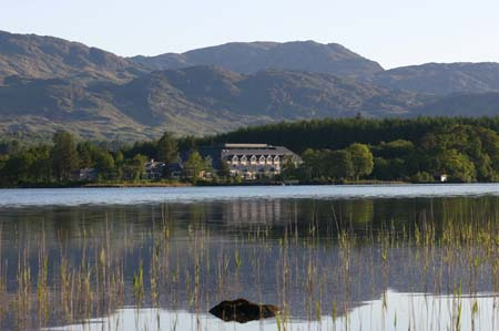 Harveys Point Hotel - Lough Eske, County Donegal