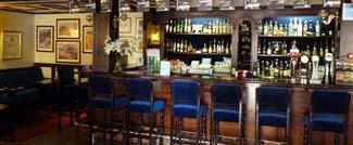 Bar para hombre cantante del club nocturno DJ estampados