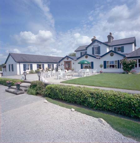 The Station House Hotel, Kilmessan, County Meath