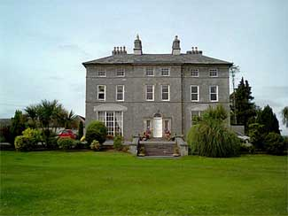 Inch House Country House - Thurles County Tipperary Ireland