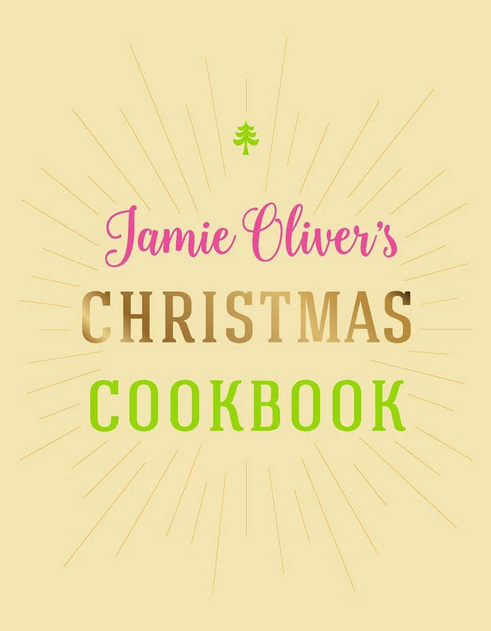 Jamie Oliver's Christmas Cookbook (easons.ie, €19.99)