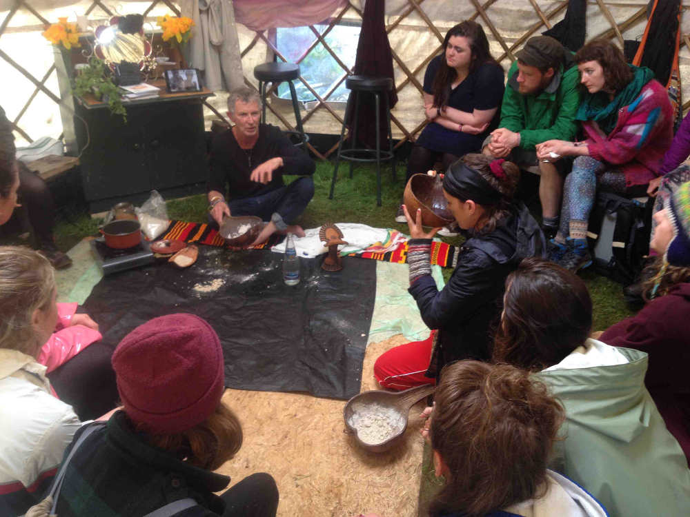 Kevin Thornton - Tribal Cooking