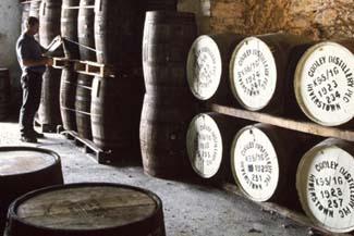 Kilbeggan Distillery Experience - Kilbeggan County Westmeath Ireland