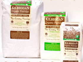 Kilbeggan Organic Porridge
