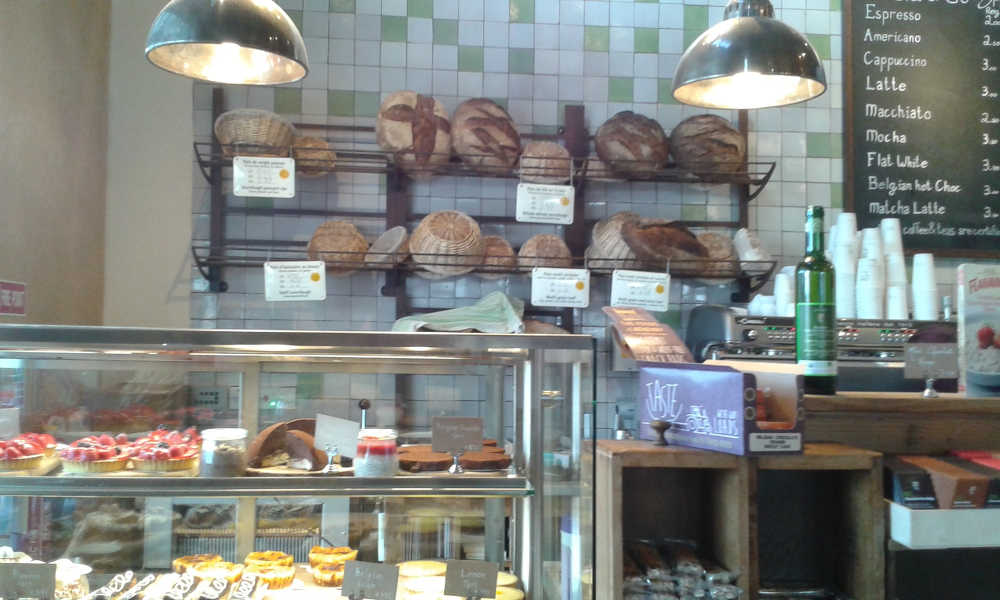 Le Pain Quotidien, Kildare Village, Co Kildare - Shop