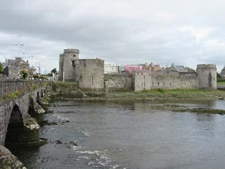 King Johns Castle - Limerick County Limerick Ireland