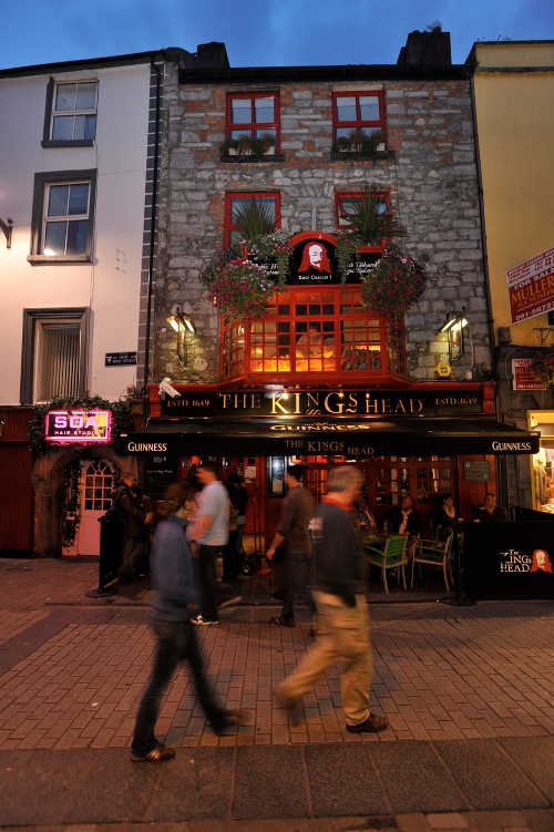 The Kings Head, Galway