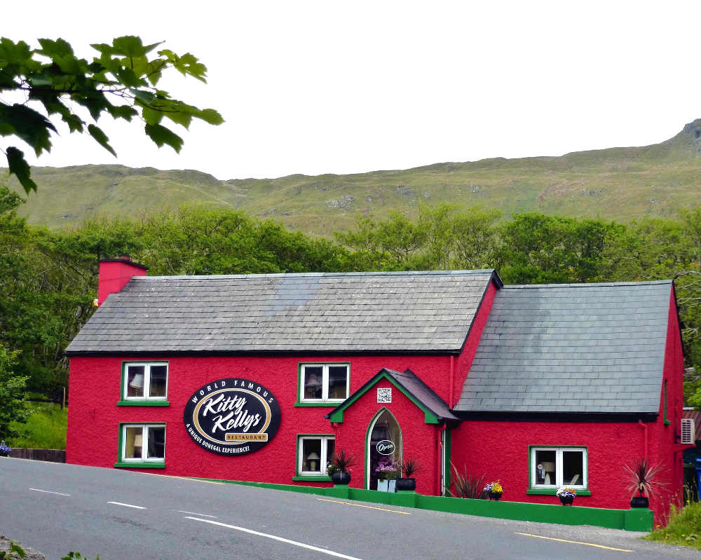 Kitty Kelly's, Killybegs Co Donegal