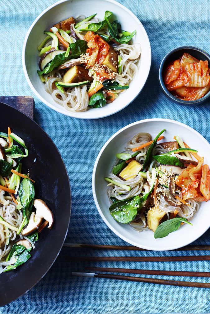 Korean Stir Fry