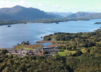 Lake Hotel Killarney, The