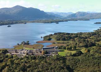 Lake Hotel - Killarney County Kerry ireland