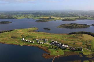 Lough Erne Golf Resort - Enniskillen County FErmanagh Northern Ireland