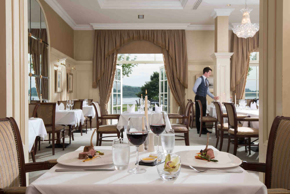 Lough Erne Resort - Restaurant