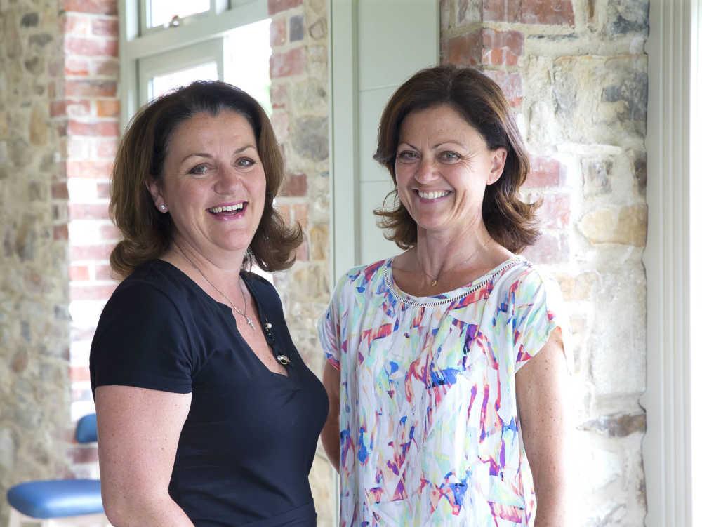 Margaret & Laura Bowe