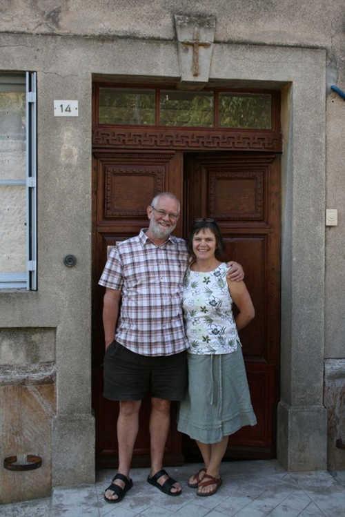 Martin & Sile Dwyer