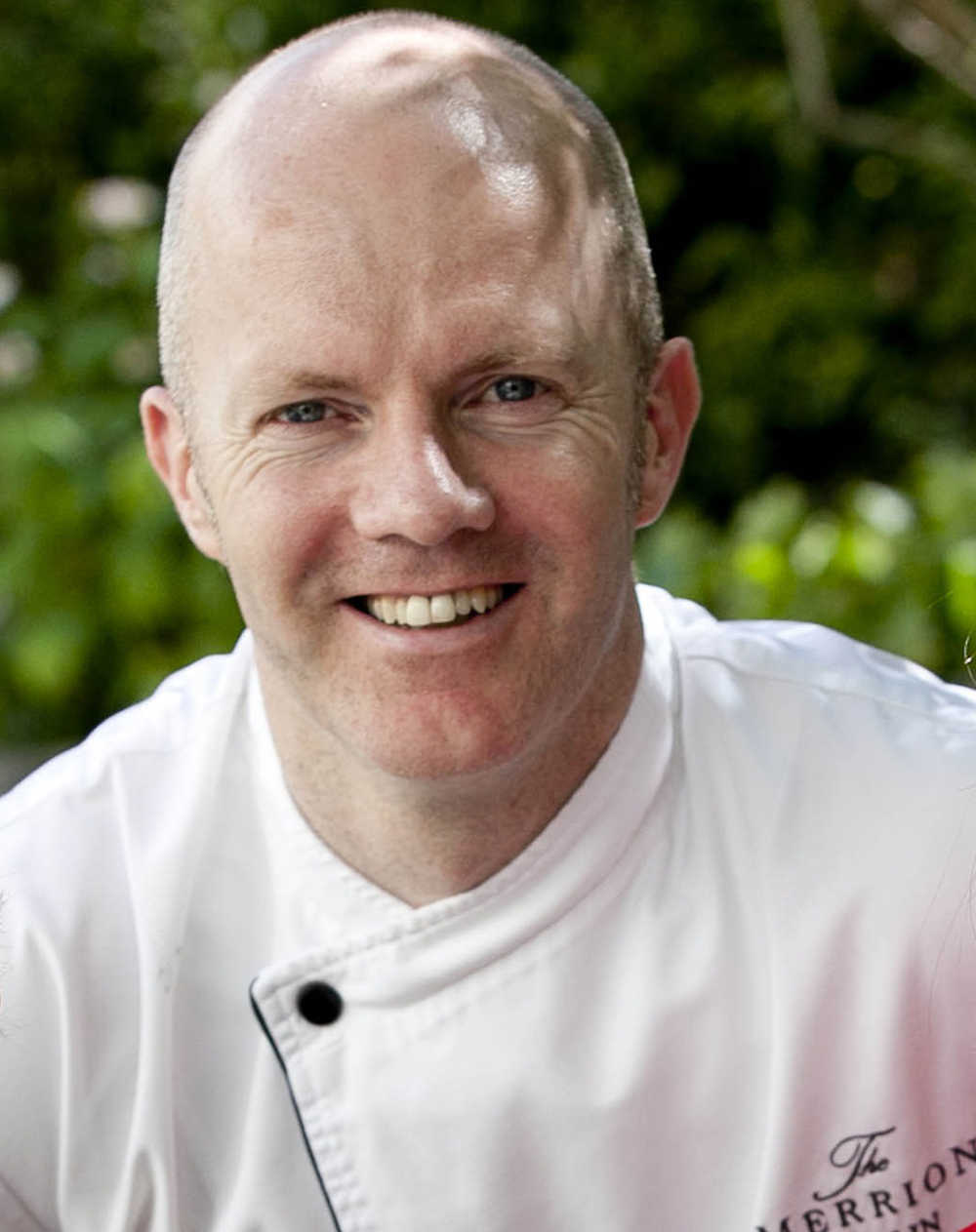Paul Kelly - Pastry Chef at the Merrion