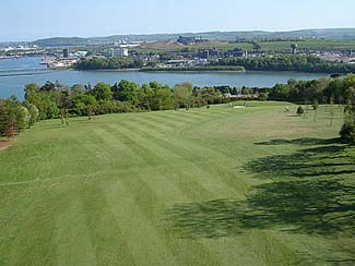 Monkstown Golf Club - Cork City Ireland