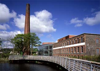 Museum at the Mill - The Mill Museum - Newtownabbey County Antrim Northern Ireland