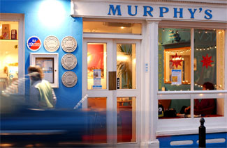 Murphys Ice Cream - Dingle County Kerry Ireland
