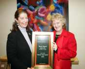 Georgina Campbell's Natural Food Award 2006 - Neven Maguire, MacNean House & Bistro, Blacklion, Co. Cavan