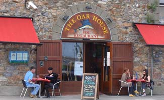 The Oarhouse - REstaurant in Howth County Dublin Ireland