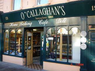 OCallaghans Delicatessen - Mitchelstown County Cork ireland