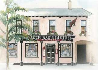 Old Arch Bar & Bistro - Claremorris County Mayo Ireland