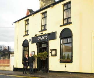 Oysters Restaurant - Strabane Northern Ireland