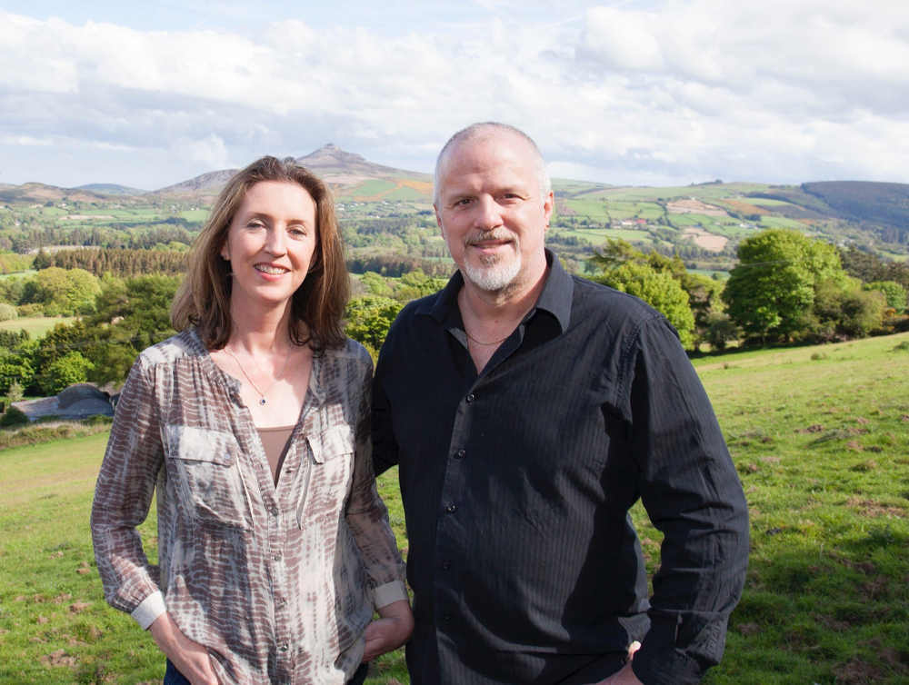 Brett Stephenson & Pamela Walsh - Wicklow Fine Wines