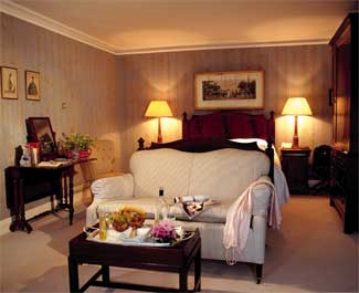 Rosleague Manor Hotel - Bedroom