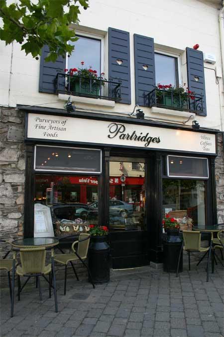 Partridges Artisan Café & Fine Food Shop