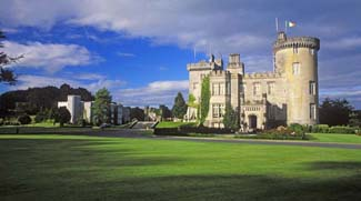 Dromoland Castle Hotel - Newmarket on Fergus County Clare Ireland - Wedding Venue