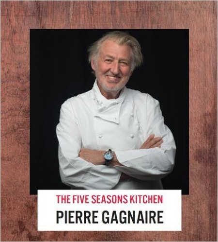 The Five Seasons Kitchen by Pierre Gagnaire