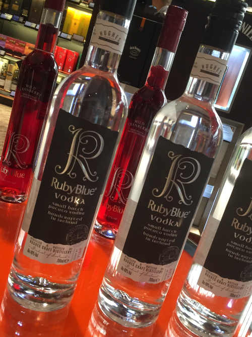 Ruby Blue Craft Irish Potato Vodka