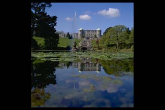 Powerscourt Gardens - Enniskerry County Wicklow Ireland