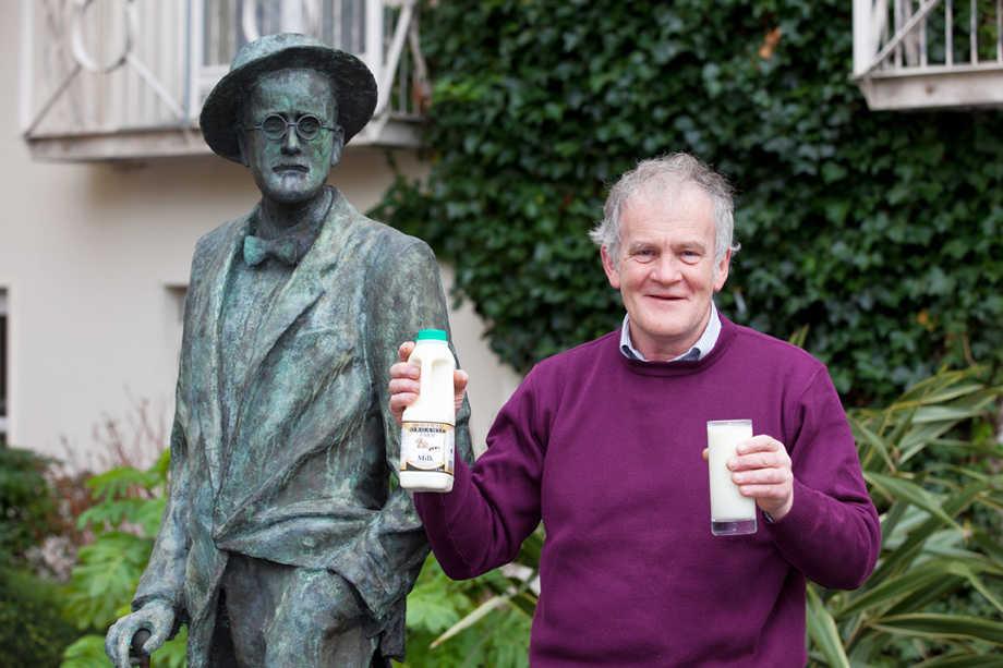 Ralph Haslam - Mossfield Organic Milk